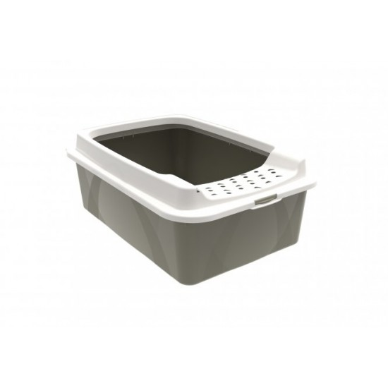 Kaķu tualete Bonnie Cat toilet cappuccino