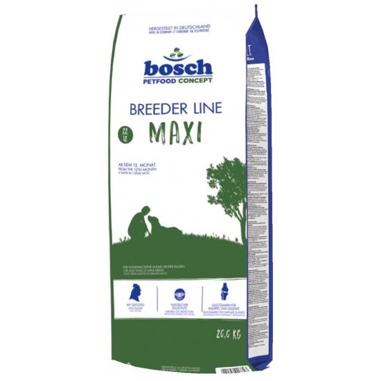 Bosch Maxi Adult Breeder Line 20kg