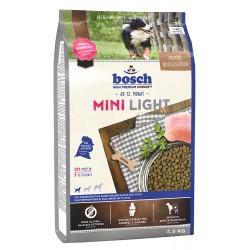 Bosch Mini Light sausa barība mazo šķirņu suņiem ar lieko svaru 2.5kg