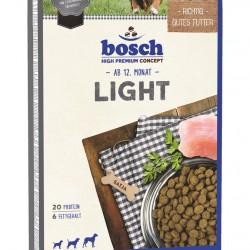 Bosch Light High Premium sausā barība suņiem ar lieko svaru 12.5 kg