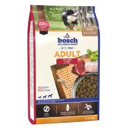 Bosch Adult Lamb&Rice ar jera gaļu un rīsiem 3kg