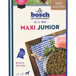 Bosch Maxi Junior barība lielo šķirņu kucēniem, 15 kg