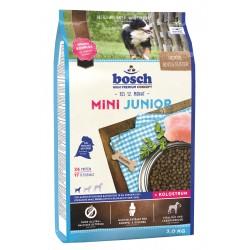Bosch MINI JUNIOR barība mazu šķirņu (līdz 15kg) kucēniem, 3 kg