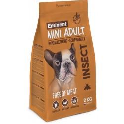 EMINENT MINI INSECT Hipoalerģiska barība suņiem, kuriem ir alerģija pret parastajiem olbaltumvielu avotiem 2 kg