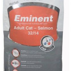 Eminent Adult Cat - Salmon 10kg Pilnvertiga sausā barība kaķiem ar lāša garšu