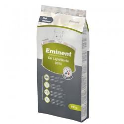 Eminent Cat Light/Sterile 10kg sausā barība pieaugušiem sterelizētiem un kastrētiem kaķiem.
