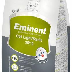 Eminent Cat Light/Sterile 2kg sausā barība pieaugušiem sterelizētiem un kastrētiem kaķiem.
