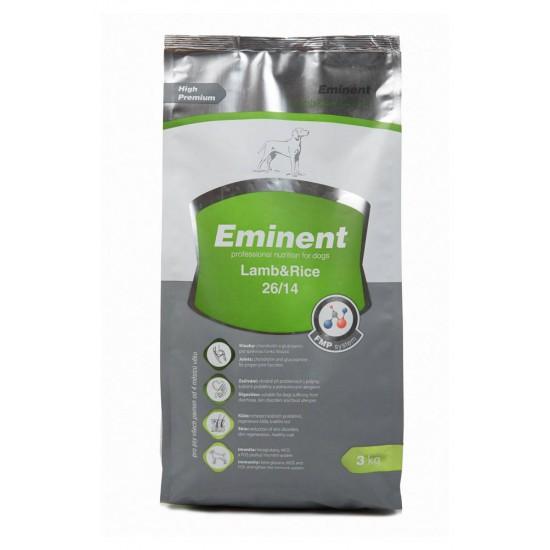 Eminent Lamb&Rice 3kg (Jērs ar rīsiem)