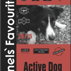 Kennel's Favourite Active Dog, 20 kg