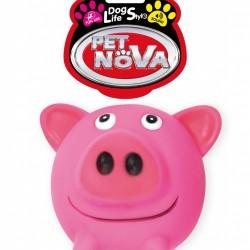 Rotaļlieta suņiem DOG LIFE STYLE Pig (cūka)
