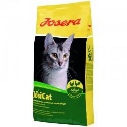 JOSERA PREMIUM JOSICAT POULTRY 10kg Garšīga kaķu sausā barība ar maigu mājputnu gaļu