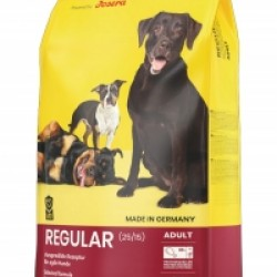 Josera Premium JosiDog Regular 18 kg sausā barība pieaugušiem suņiem ar vistas gaļu