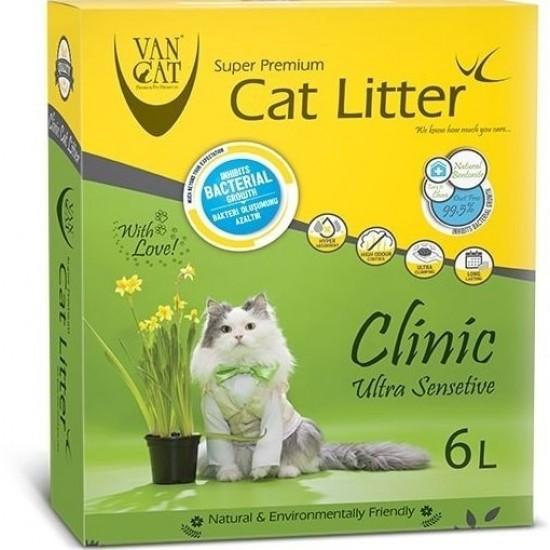 Van Cat Clinic Ultra Sensetive 6l