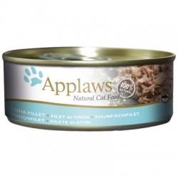 Applaws konservi kaķiem ar tunci 156gr