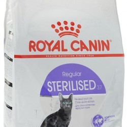 Royal Sterilised 10kg  sausā barība kaķiem