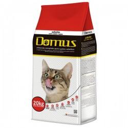 Domus Adult Cat 20 kg kompleksā sausā barība pieaugušiem kaķiem