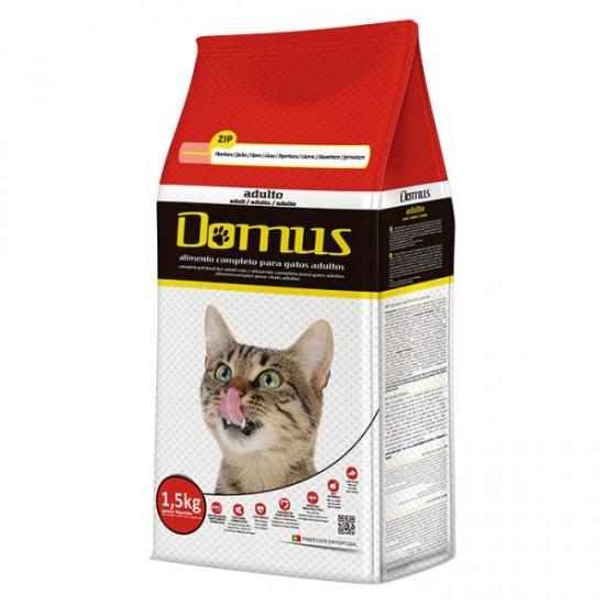 Domus Adult Cat 1.5 kg kompleksā sausā barība pieaugušiem kaķiem