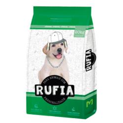 Rufia Puppy 20kg sausā barība kucēniem līdz 12 mēnešiem ar vistas gaļu