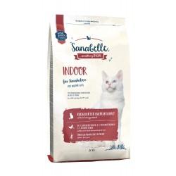 Sanabelle Indoor 2kg Sabalansēta un pilnvērtīga pieaugušu kaķu barība - īpaši piemērota iekštelpās dzīvojošiem kaķiem - no 12 mēnešu vecuma