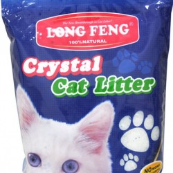 Long Feng 10l Kristāliskāis smiltis kaķiem