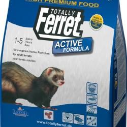 Totally Ferret Active 1.750kg Pilnvertīga sausā barība seskiem.