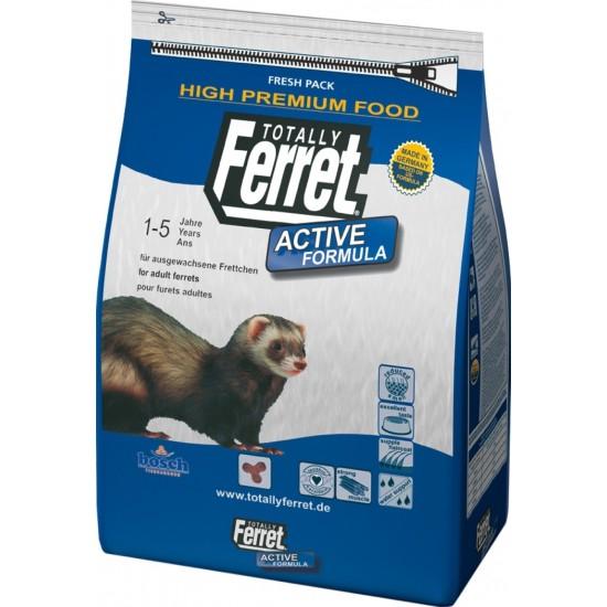 Totally Ferret Active 7.5kg Pilnvertīga sausā barība seskiem